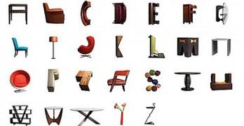 tipografia-mobiliario-diseno