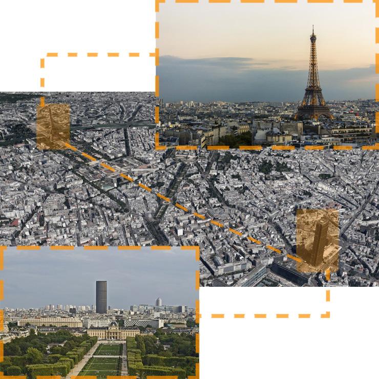 torre-eiffel-torre-montparnasse