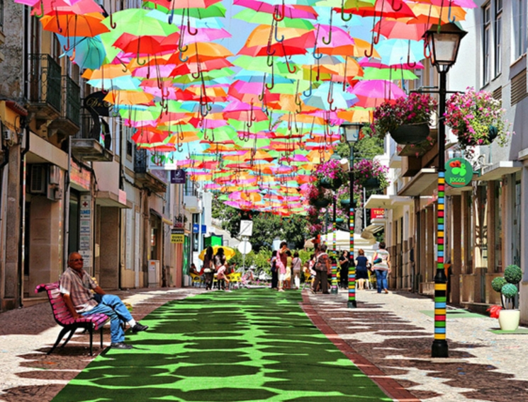 paraguas agueda portugal