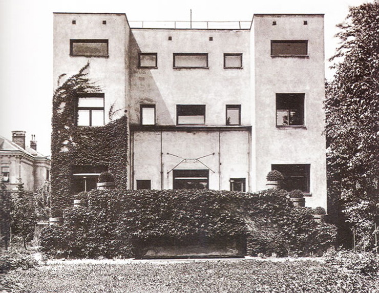 Villa steiner adolf loos y el inicio de la arquitectura for Arquitectura racionalista