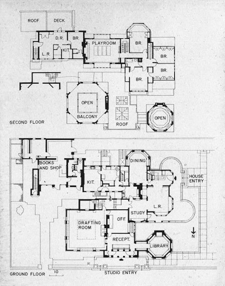 virginia-duran-blog-chicago-best-buildings-for-architects-frank-lloyd-wright-studio-house-plans