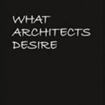 what architects desire libro arquitectos