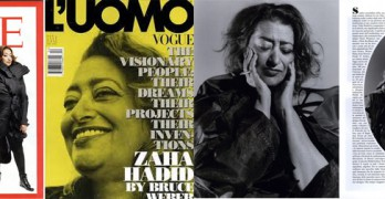 Zaha Hadid: de starchitect a superestrella de la cultura pop